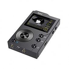 [해외]iRULU F20 HiFi Lossless Mp3 Player with Bluetooth: DSD High Resolution Digital Audio Music Player with 16GB Memory Card