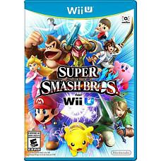 [해외]Super Smash Bros. - 닌텐도 Wii U