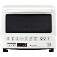 [해외]Panasonic PAN-NB-G110PW Flash Xpress Toaster Oven, White