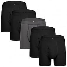 [해외]Dream Catcher Regular Cotton Mens Underwear Boxer Briefs Underwear Men Pack