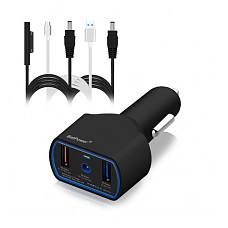 [해외]CCS2 120W Car Charger For Microsoft