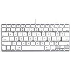 [해외]애플 USB Wired Compact Keyboard MB869LL/A (Certified Refurbished)