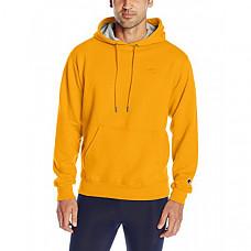 [해외] 챔피온 후드티 Champion Men's Powerblend Fleece Pullover Hoodie - Team Gold