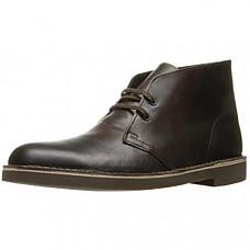 [해외] 클락스 남성 부츠 Clarks Men's Bushacre 2 Chukka Boot - Chocolate