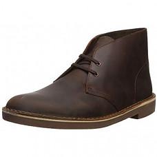 [해외] 클락스 남성 부츠 Clarks Men's Bushacre 2 Chukka Boot - Dark Brown