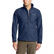 [해외] 콜롬비아 소프트셀 자켓 Columbia Men's Ascender Softshell Jacket, Water & Wind Resistant - Carbon