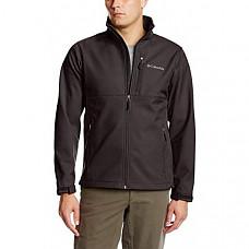 [해외] 콜롬비아 소프트셀 자켓 Columbia Men's Ascender Softshell Jacket, Water & Wind Resistant - Buffalo
