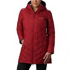 [해외] 콜롬비아 여성 롱후드 자켓 Columbia Women's Heavenly Long Hooded Jacket