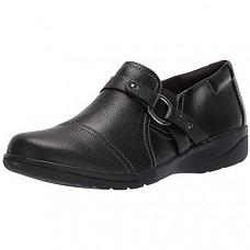 [해외] 클락스 여성 펌프 CLARKS Women's Cheyn Fame Pump - Black Leather