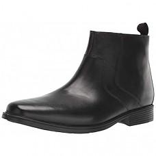 [해외] 클락스 여성 방수 부츠 CLARKS Men's Tilden Zip Ii Waterproof Boot Ankle