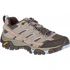 [해외] 머럴 여성 하이킹 신발 Merrell Women's Moab 2 Vent Hiking Shoe - Brindle