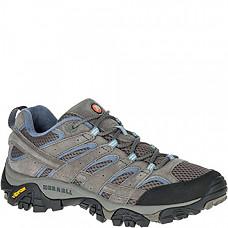 [해외] 머럴 여성 하이킹 신발 Merrell Women's Moab 2 Vent Hiking Shoe - Granite