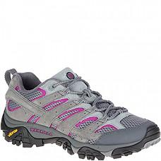 [해외] 머럴 여성 하이킹 신발 Merrell Women's Moab 2 Vent Hiking Shoe - Castle Rock