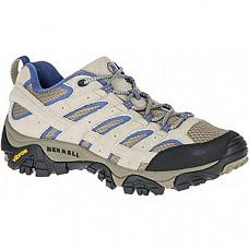 [해외] 머럴 여성 하이킹 신발 Merrell Women's Moab 2 Vent Hiking Shoe - Aluminum/Marlin