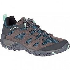 [해외] 머럴 여성 Alverstone 하이킹 신발 Merrell Women's Alverstone Hiking Shoe - Charcoal