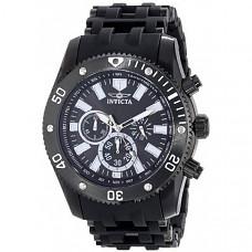 [해외] 인빅타 남성 스파이더 아날로그 시계(Model :14862) Invicta Men's Sea Spider Analog Japanese-Quartz Black Watch
