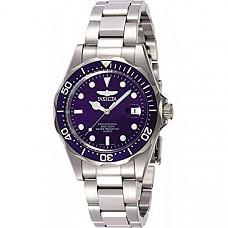 [해외] 인빅타 남성 프로다이버 시계(Model : 9204) Invicta Men's  Pro Diver Collection Silver-Tone Watch