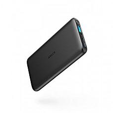 [해외] 앤커 파워코어 휴대용 충전기 Anker PowerCore Lite 10000mAh, USB-C Input (Only), High Capacity Portable Charger, Slim and Light External Battery for iPhone, Samsung Galaxy, and More