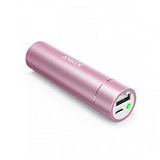 [해외] 앤커 파워코어 미니 3350mAh 립스틱형태 휴대용 충전기 Anker PowerCore+ mini 3350mAh Lipstick-Sized Portable Charger (3rd Generation, Premium Aluminum Power Bank) One of the Most Compact External Batteries, Uses Premium Cells