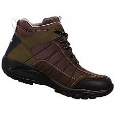 [해외] 디스커버리 익스페디션 여성 가죽 부츠 Discovery EXPEDITION Boots for Women Leather Brown Mod SOCHI