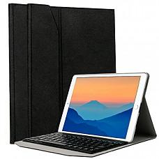 [해외] 아이패드 프로 10.5 블루투스 키보드 케이스 IEGrow iPad Pro 10.5 Keyboard Case,Smart SlimShell Folio Wireless Bluetooth Keyboard Stand Cover with Pencil Holder