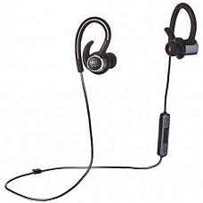[해외] JBL Reflect Contour 2.0, 무선 스포츠 이어폰 Secure Fit, in-Ear Wireless Sport Headphone with 3-Button Mic/Remote - Black