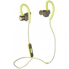 [해외] JBL Reflect Contour 2.0, 무선 이어폰 Secure Fit, in-Ear Wireless Sport Headphone with 3-Button Mic/Remote - Green