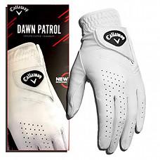 [해외] 캘러웨이 골프 여자 던 패트롤 100 % 프리미엄 가죽 골프 장갑 Callaway Golf Women's Dawn Patrol 100% Premium Leather Golf Glove