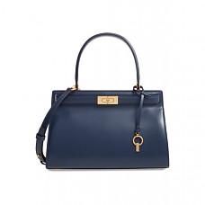 [해외] 토리버치 가죽 백 Spring 2020 Collection Small Lee Radziwill Leather Bag