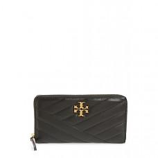 [해외] 토리버치 지퍼 가죽 컨티넨탈 지갑 TORY BURCH Kira Chevron Quilted Zip Leather Continental Wallet