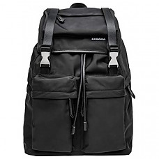 [해외] 바바마 남성 여행용 백팩 BABAMA Men Backpack Waterproof Lightweight Daypack Rucksack College School 12 Laptop Travel