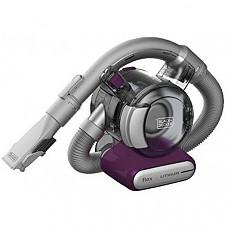 [해외] 블랙앤데커 미니 무선 진공청소기(HFVB320J27) BLACK+DECKER Flex Handheld Cordless Vacuum, Eggplant, Modern