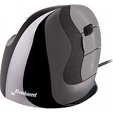 [해외] 이볼루엔트(Evoluent) 버티컬 인체공학적 마우스 VMDS Vertical Mouse D Small Right Hand Ergonomic Mouse with Wired USB Connection