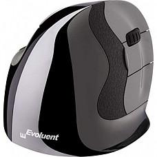 [해외] 이볼루엔트(Evoluent) 버티컬 인체공학적 무선 마우스 VMDMW VerticalMouse D Medium Right Hand Ergonomic Mouse with Wireless Connection. The Original VerticalMouse Brand Since 2002