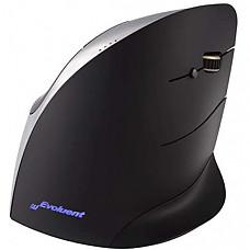 [해외] 이볼루엔트(Evoluent) 버티컬 인체공학적 USB연결 유선 마우스 Evoluent VMCR VerticalMouse C Right Hand Ergonomic Mouse with Wired USB Connection (Regular Size)