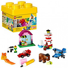 [해외] LEGO 레고 클래식 크리에이티브 10692 빌딩 블록(221개) LEGO Classic Creative Bricks 10692 Building Blocks, Learning Toy (221 Pieces)