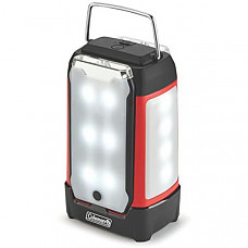 [해외] Coleman 콜맨 아웃도어 캠핑용 LED 패널 랜턴(USB충전기능 포함) Coleman Multi-Panel LED Lantern