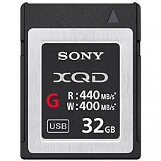[해외] 소니 프로페셔널 메모리카드 Sony Professional XQD G Series Memory Card