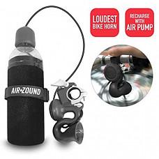 [해외] 델타 자건거 에어자운드 크락션 에어 나팔 Delta Cycle Airzound Very Loud Bike Horn Air Hooter | Rechargeable Bell Siren Alarm Super dB