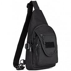 [해외] Genda 2Archer 미니 슬링백(방수기능 포함) Protector Plus Small Waterproof Chest bag Sling Backpack