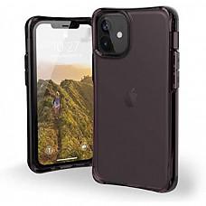 [해외] 유에이지 아이폰 12 미니(5.4인치) 휴대폰 투명 케이스 UAG Designed for iPhone 12 Mini Case [5.4-inch screen] Mouve Rugged Lightweight Slim Shockproof Transparent Protective Phone Cover