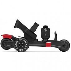 [해외] 카디프 스케이트 어린이용 탈부착 방식 Cardiff Skate Co. Youth S-Series S3 Skates (색상:Red /사이즈 : 180cm~235cm)